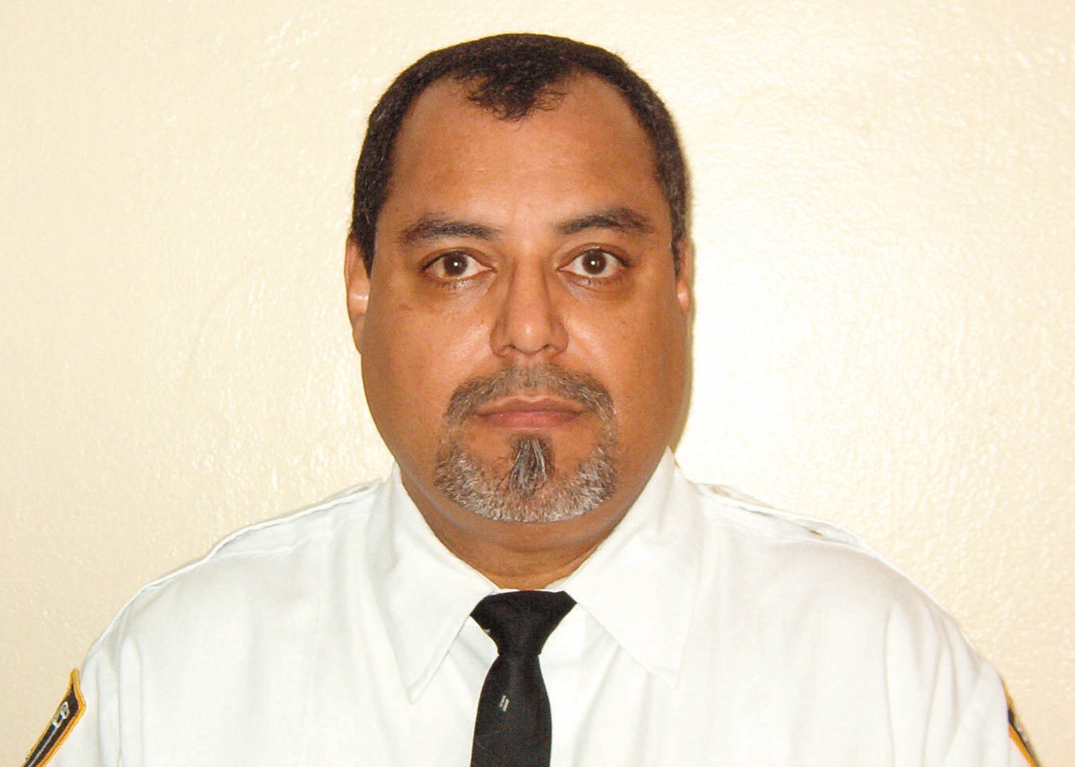 New Regency Tower Security Chief Carlos Pereira