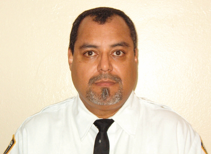 Security Chief Carlos Pereira