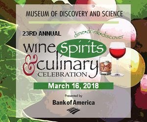 Click to Wine & Culinary Celebration web page