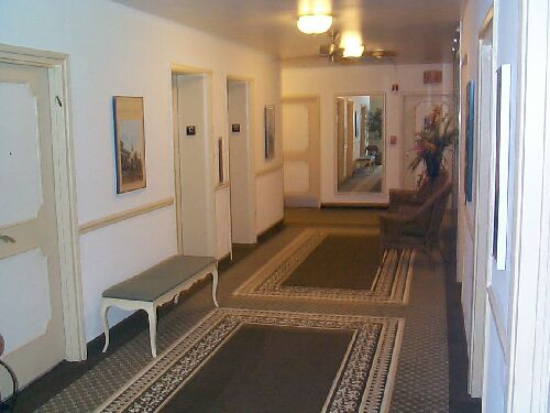 Coral Ridge Towers South Hallway