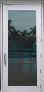 Impact Glass Door