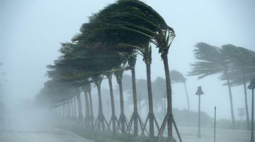Irma Hits Fort Lauderedale