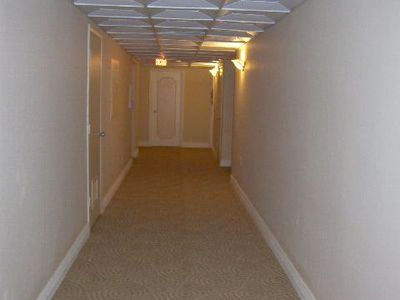 Regency Tower Hallway AC-Water Heater Closets