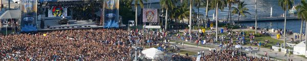 SunFest - The Largest Music Venue in South Florida